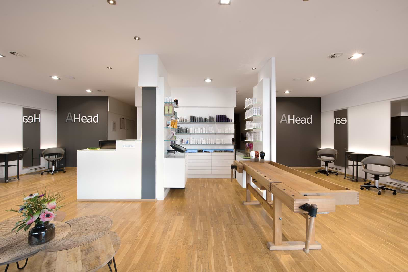 Welcome to AHead Salon